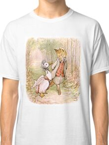Jemima Puddleduck and the Fox Classic T-Shirt