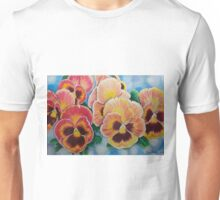 Pansy's on Parade Unisex T-Shirt