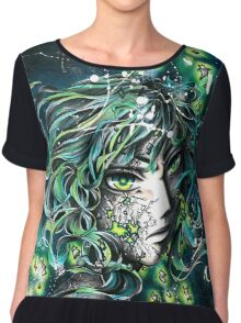 Poison in person Women's Chiffon Top