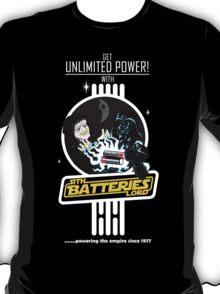 Sith Batteries T-Shirt