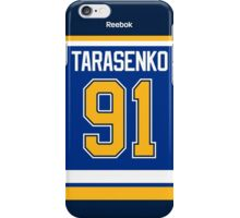 St. Louis Blues Vladimir Tarasenko Jersey Back Phone Case iPhone Case/Skin