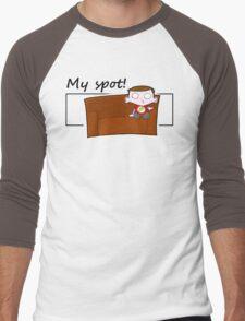 My Spot Men's Baseball ¾ T-Shirt