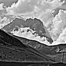 Gran Sasso Mountain, Italy by chiaraggamuffin
