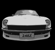 Datsun 240Z by Clintpix