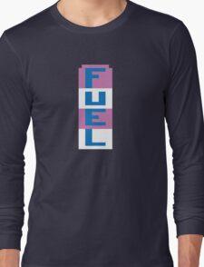 FUEL - RIVER RAID ATARI Long Sleeve T-Shirt