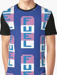 FUEL - RIVER RAID ATARI Graphic T-Shirt
