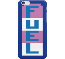 FUEL - RIVER RAID ATARI iPhone Case/Skin