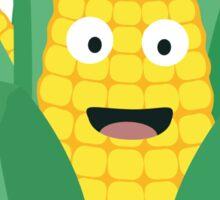 Cute Farmers Corn Sticker