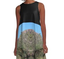 Ord River Bank A-Line Dress