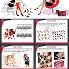 Benefits of Peep Toe Sandals for Women by Infographics