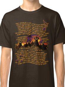 Sonic Adventure 2: Pumpkin Hill Classic T-Shirt