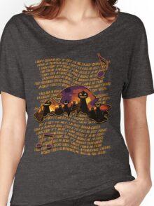 Sonic Adventure 2: Pumpkin Hill Women's Relaxed Fit T-Shirt