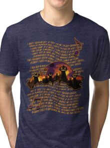 Sonic Adventure 2: Pumpkin Hill Tri-blend T-Shirt