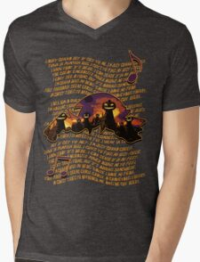 Sonic Adventure 2: Pumpkin Hill Mens V-Neck T-Shirt
