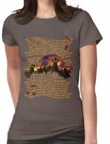 Sonic Adventure 2: Pumpkin Hill Womens Fitted T-Shirt