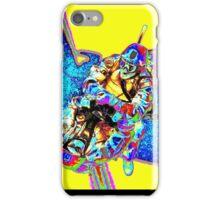 Code Yellow Rescue iPhone Case/Skin