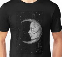 Moonlady Illustration Unisex T-Shirt