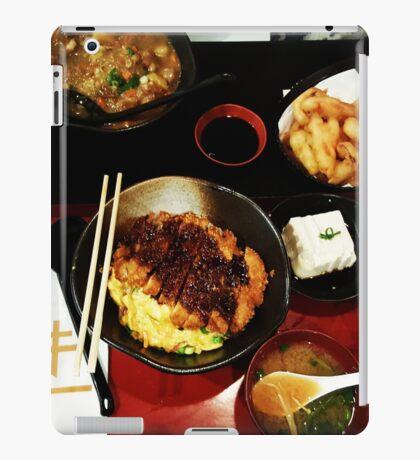 Comfort Food: Japanese iPad Case/Skin