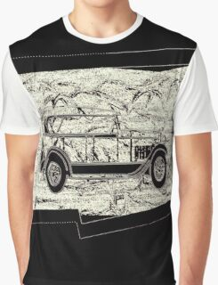 Vintage Classic Car Graphic T-Shirt