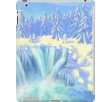 Winter Falls iPad Case/Skin