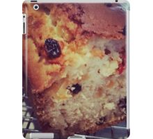Comfort Food: Fruit Loaf iPad Case/Skin
