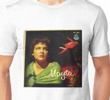 "Maysa - 10"" Brazil, Latin American Lp from South America Unisex T-Shirt"