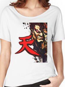 Akuma - Street Fighter Women's Relaxed Fit T-Shirt