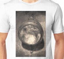 Old Headlamp II Toned Unisex T-Shirt