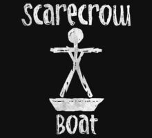 ScareCrow Boat by Indestructibbo