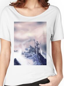 azura painting Women's Relaxed Fit T-Shirt
