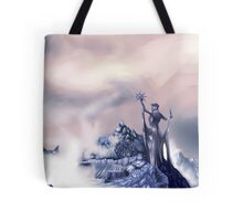 azura painting Tote Bag