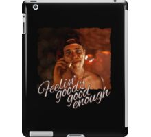 Platoon - Feelin' good's good enough iPad Case/Skin