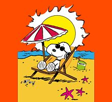 Snoopy summer Unisex T-Shirt