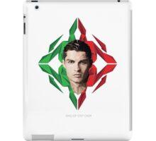 Vector Celebrities - Cristiano Ronaldo iPad Case/Skin