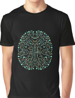 Brain Tech Graphic T-Shirt