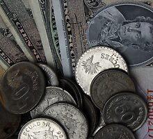 Ecuadorian Coins and Notes by rhamm
