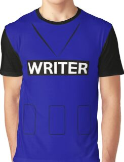 WRITER - Castle Graphic T-Shirt