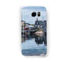 Pegggies Cove Nova Scotia  Samsung Galaxy Case/Skin