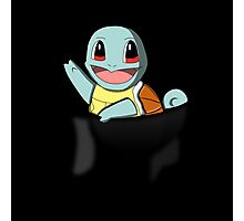 Pocket Squirtle Photographic Print