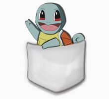 Pocket Squirtle Kids Clothes