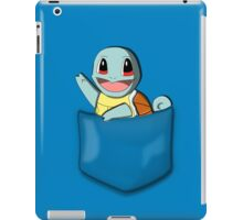 Pocket Squirtle iPad Case/Skin