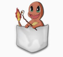 Pocket Charmander Kids Clothes