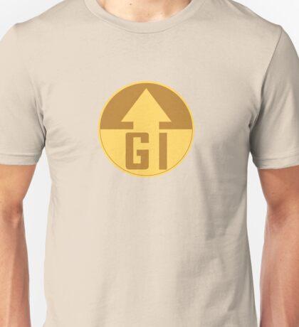 GI Badge - Desert Fatigues Unisex T-Shirt