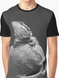 Speedy The Bearded Dragon Graphic T-Shirt