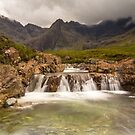 Fairy Pools by tinnieopener