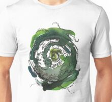 little worlds - green Unisex T-Shirt