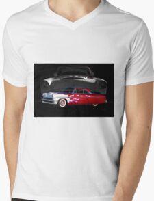 1954 Mercury Monterey Custom Mens V-Neck T-Shirt