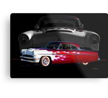 1954 Mercury Monterey Custom Metal Print