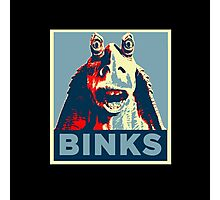 Jar Jar Binks : Hope Photographic Print