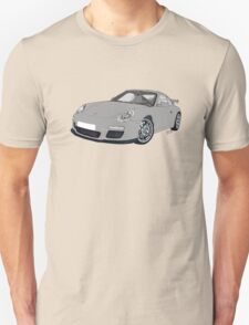 Porsche 911 Always on Top Gears cool wall Unisex T-Shirt